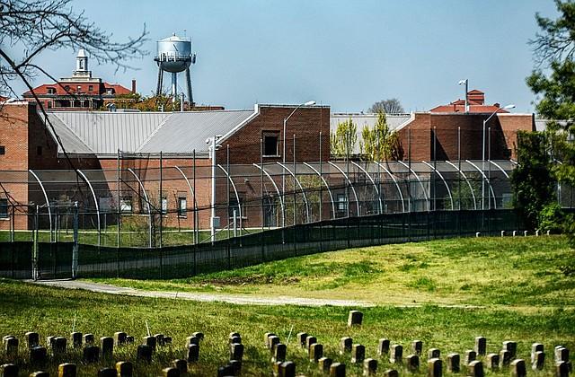 SALUD. El Hospital St. Elizabeths, en el sureste de Washington, alberga a los enfermos mentales, incluidos los acusados criminales. | Bill O'Leary/The Washington Post