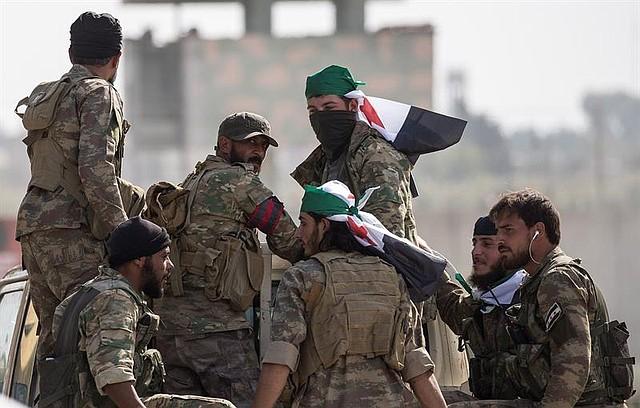CONFLICTO. Turquía lanza una ofensiva contra las fuerzas kurdas en el noreste de Siria