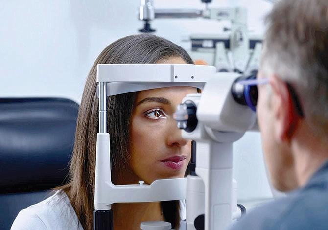 Póngale atención a su salud visual
