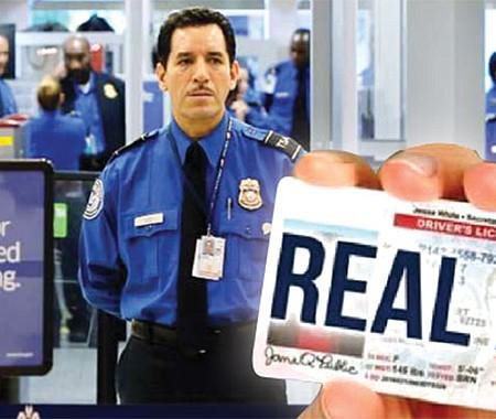 OBJETIVO. La Ley establece lineamientos de seguridad para las licencias de conducir emitidas por el Estado y prohíbe a las agencias federales aceptar licencias que no cumplan con estos estándares para propósitos oficiales, como en los puntos de control de seguridad del aeropuerto.