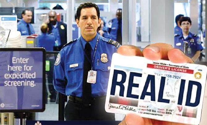 Es importante obtener el Real ID