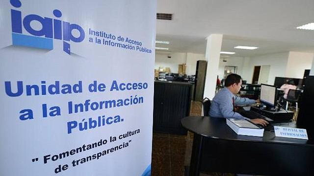 ACCIONES. Esta demanda ante la Sala Contencioso, explicó López Jerez, se debe a que la próxima semana se vence los 60 días que tienen de plazo para recurrir en contra de la decisión del IAIP.