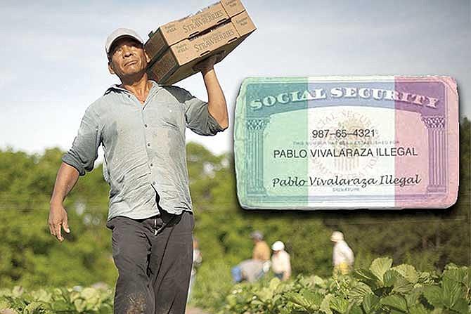 Corte Suprema decidirá suerte de indocumentados que usan Seguro Social falso