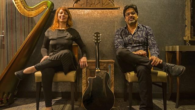 Isabelle Olivier y Rez Abbasi conforman OASIS | FOTO: Piero Ottaviano