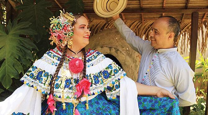 Tradiciones panameñas llegan a la ciudad.