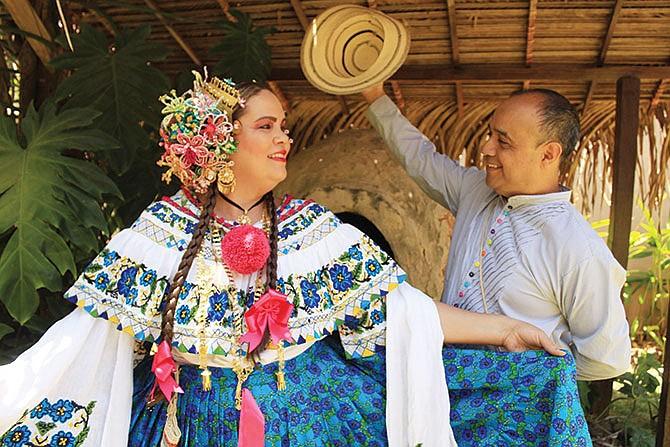 Tradiciones panameñas llegan a la ciudad