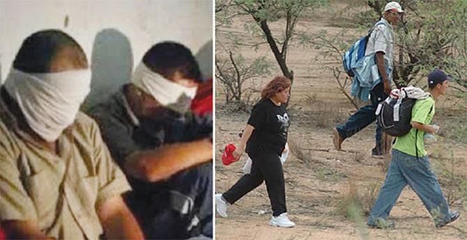 Aumentan secuestros y torturas a migrantes