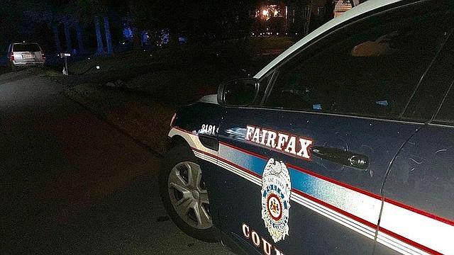SINIESTRO. La Unidad de Reconstrucción de Accidentes de la policía local investiga el choque. | Foto: Policía del Condado de Fairfax/archivo.