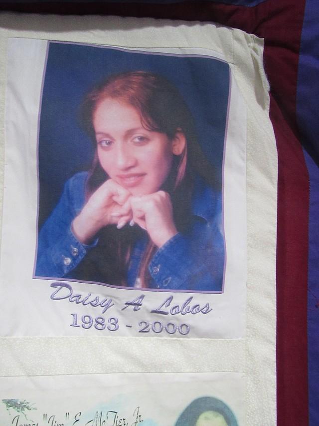 DETALLE. Daisy Lobos falleció, pero dio vida a otros
