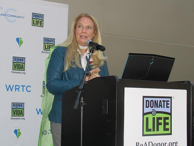 LÍDER. Lori Brigham, presidenta y jefa ejecutiva del WRTC