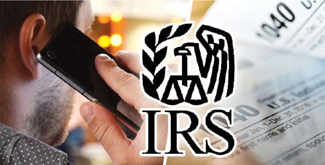 El IRS como fachada de nueva estafa telefónica