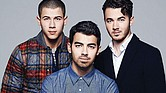 Los Jonas Brothers.
