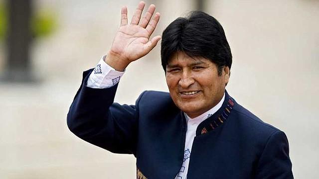 ACOMPAÑAMIENTO. De acuerdo al canciller de México, se espera que las autoridades de Bolivia otorguen un salvoconducto a Evo Morales para que se pueda resguardar en ese país luego de que se le otorgue el asilo político.