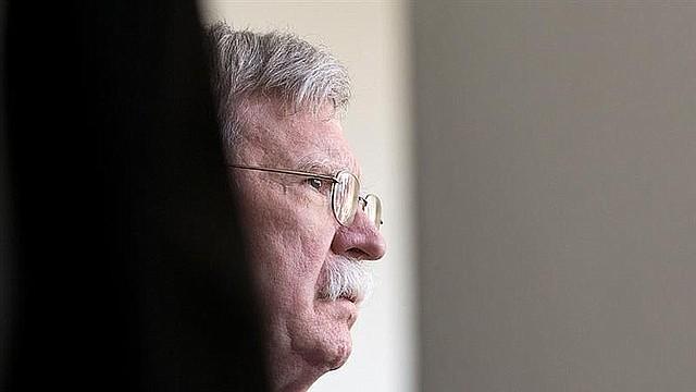 POLÍTICA. John Bolton considera que Donald Trump no escucha a los asesores en materia de política exterior.   Foto: Efe/Michael Reynolds