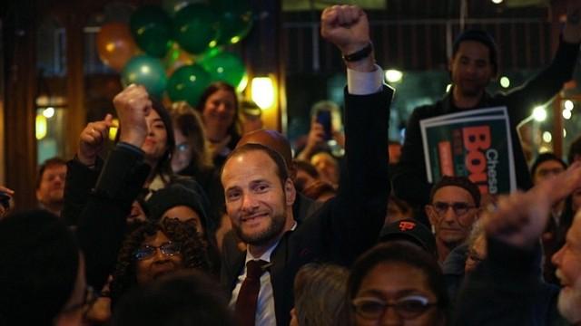 POLÍTICA. Chesa Boudin, nuevo fiscal de distrito de San Francisco / @chesaboudin