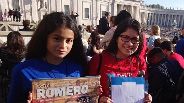LUCHA. Crista Ramos, de 15 años, es la joven de sangre salvadoreña que se ha convertido en pieza clave y simbólica para frenar los planes de Donald Trump