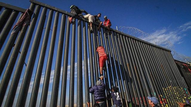 MIGRACIÓN. A juicio de Morgan, el Congreso de Estados Unidos debe aprobar una reforma migratoria que busque frenar la inmigración ilegal. Alegó que se seguirá trabajando para frenar la crisis con países del Triángulo del Norte.