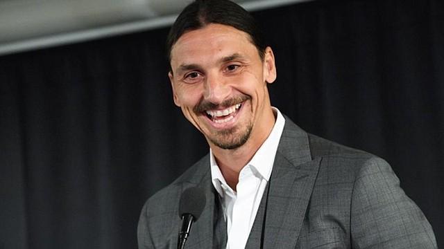GOLEADOR. Zlatan llevará su juego a Europa / EFE