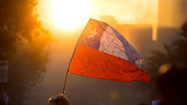 PROTESTAS. Los chilenos se han mantenido movilizados contra la desigualdad social. | Foto: Efe/Orlando Barría