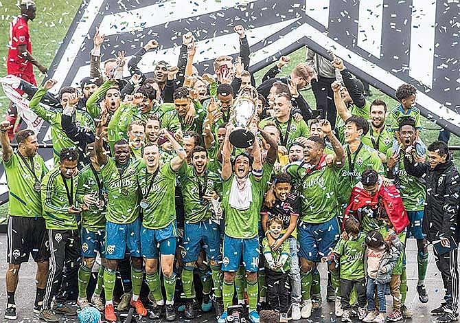 Sounders, el justo campeón