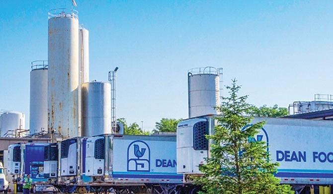 Gigante de la industria láctea se declara en quiebra