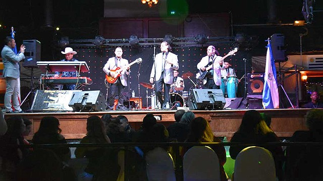 SHOW. En otras ciudades de Estados Unidos con presencia de salvadoreños también se celebran eventos similares. | Foto: elsalvador.com.
