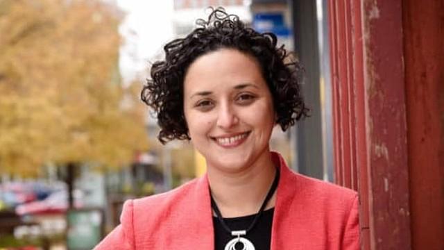 ELECTA. Dalia Palchick juramentará como supervisora en diciembre / Cortesía Dalia Palchick