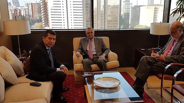 ESPAÑA. Juan Pablo de Laiglesia y González de Peredo, Secretario de Estado de Cooperación Internacional y para Iberoamérica y el Caribe