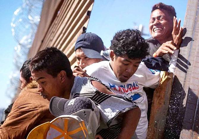 Golpe federal a solicitantes de asilo