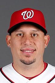 NATS. Asdrúbal Cabrera / MLB