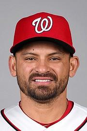NATS. Gerardo Parra / MLB