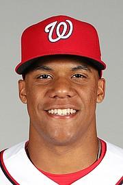 NATS. Juan Soto / MLB