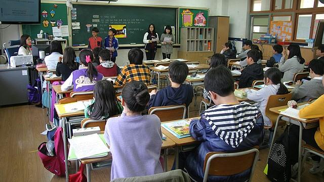 EDUCACIÓN. Imagen referencial de una escuela en Estados Unidos / Pixabay