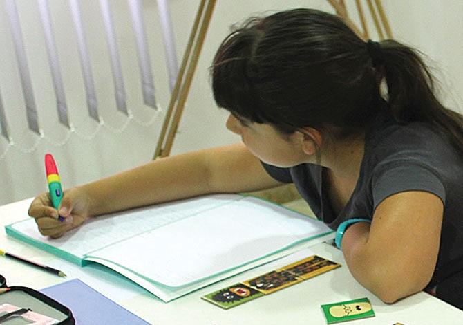 Taller de escritura para niños