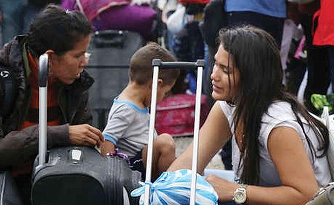 Solicitar asilo en este país es un calvario