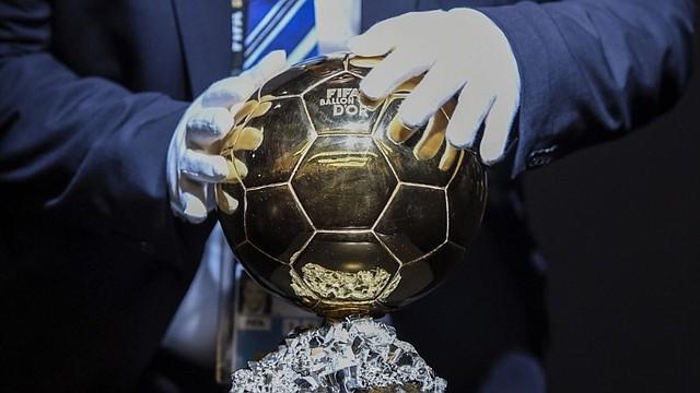 CODICIADO. El galardón que todos quieren, el Balón de Oro / EFE