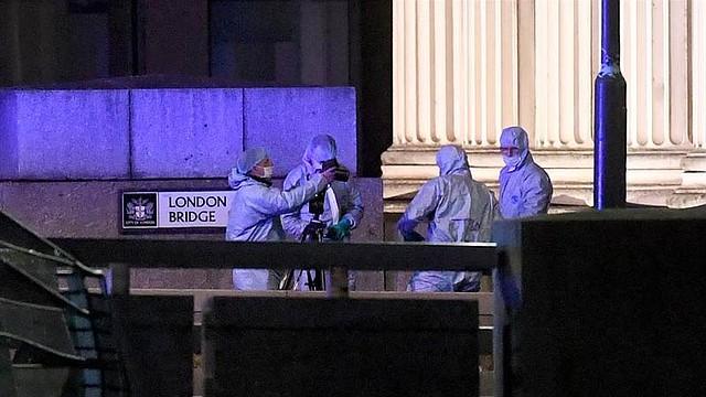 TERRORISMO. En el ataque murieron tres personas, incluido el autor / EFE