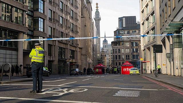 TERRORISMO. El ataque fue en plena luz del día / EFE