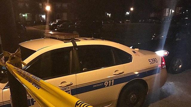 SUCESO. El accidente en el condado de Prince George dejó un muerto y tres heridos. | Foto: cortesía.