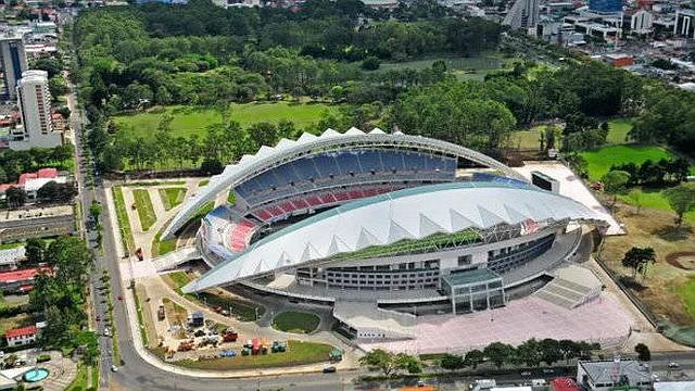 INVERSIÓN. No se demolerá el Estadio Mágico González: Fue de las primeras cosas en ratificar, ya que aseguró que el actual Estadio Nacional será remodelado en su momento, con lo cual, no será allí la ubicación del nuevo escenario.