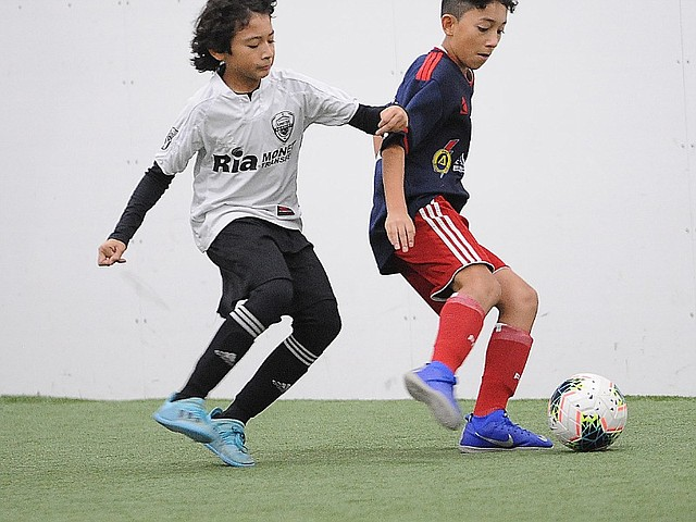 DEPORTES. Liga Real Mundial Fútbol Club
