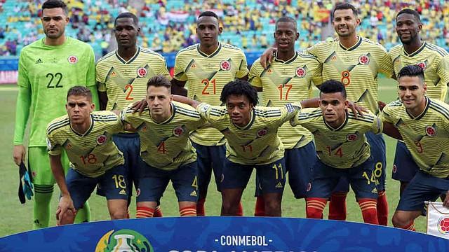 FÚTBOL. La Copa América 2020, que se llevará a cabo en Colombia y Argentina, estará dividida en dos grupos de seis países