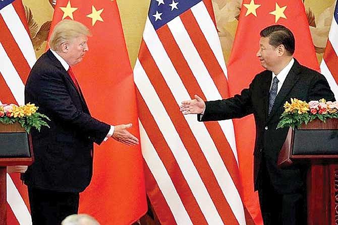 Trump intensifica los conflictos comerciales