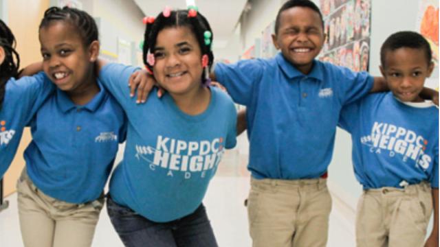 GRUPO. KIPP DC se enfoca en la enseñanza desde temprana edad