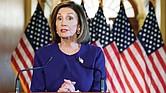 SIN OPORTUNIDAD. Nancy Pelosi pasó meses alegando que los Demócratas no deberían avanzar con el proceso de juicio político a menos de que obtuvieran el apoyo de algunos colegas Republicanos. Un proceso estrictamente partidista sería demasiado perjudicial para la Nación, dijo semanas atrás.