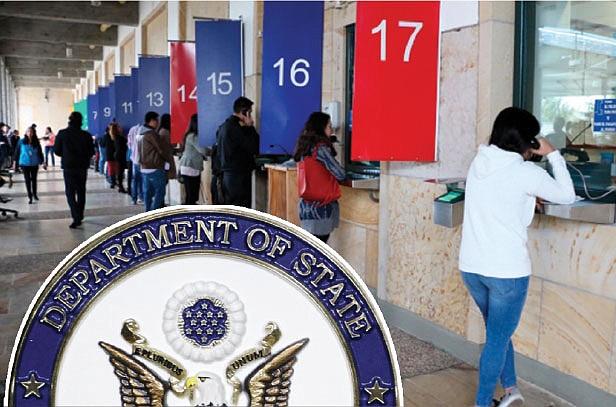 Exigen datos de redes sociales para otorgar visa