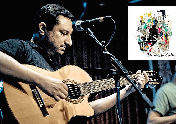 Mauricio Callejas presenta  su quinto álbum: 'Crisis'