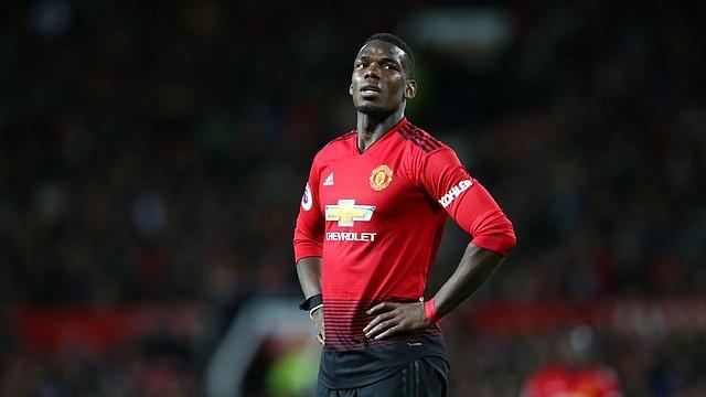 BUSCADO. Pogba espera salir pronto del Manchester United.