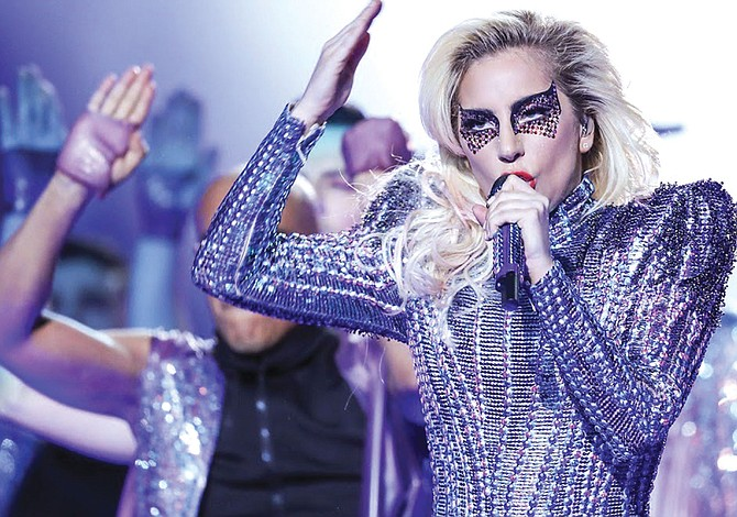 ¿Lady Gaga en el Super Bowl?
