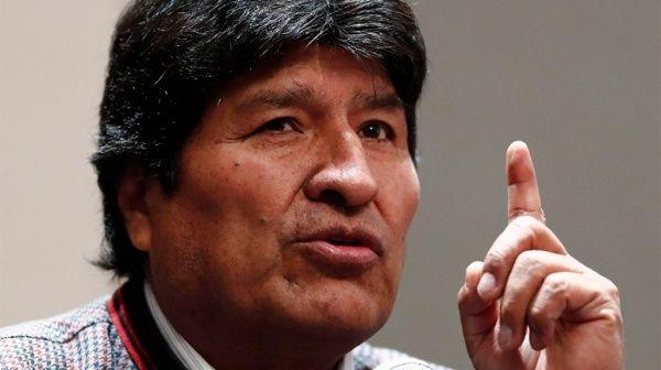 SOLICITUD. La presencia de Morales en Argentina será aceptada solo si acepta la condición de no hacer proselitismo político.